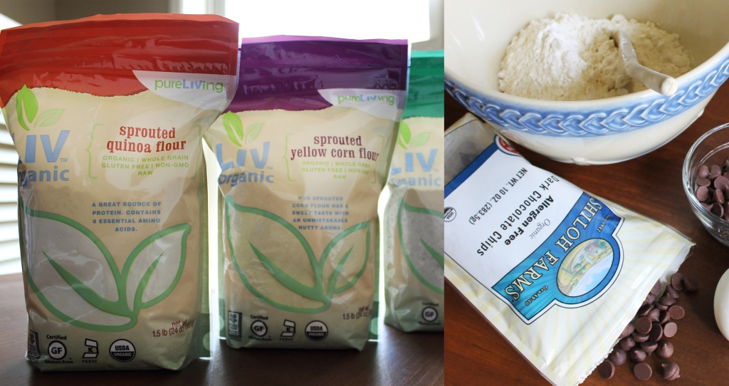 Gluten Free Baking with PureLiving & Shiloh Farms