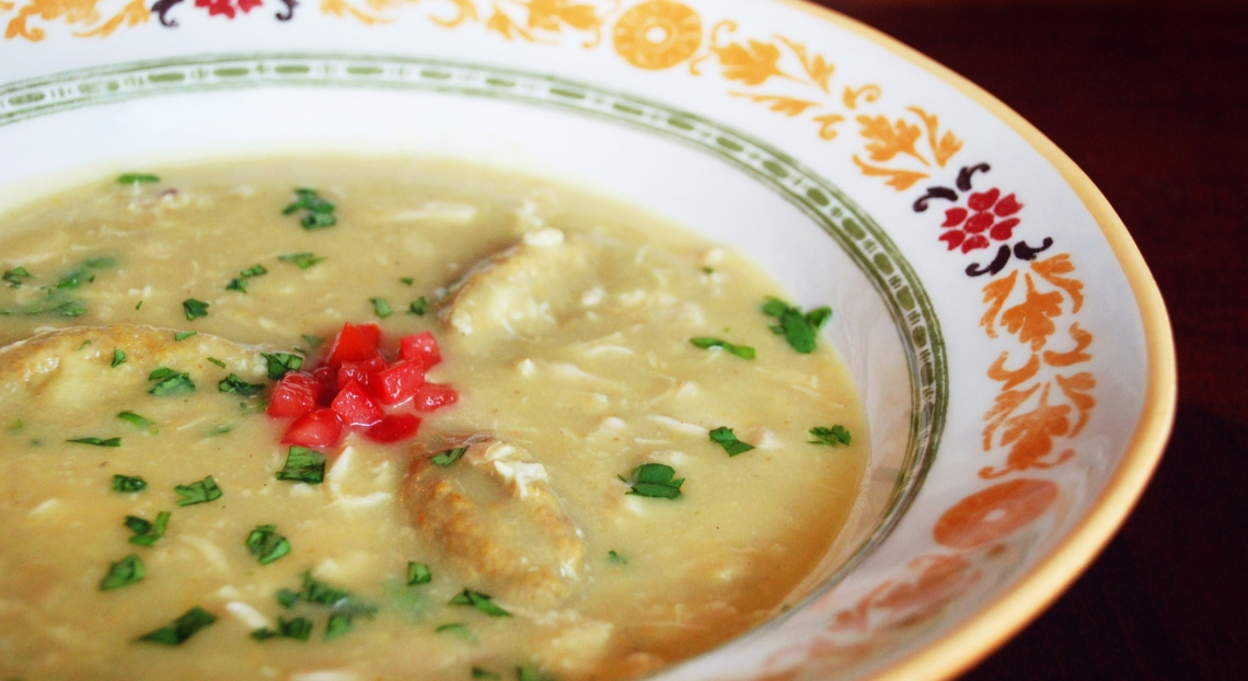 PureLiving Chicken w/ Pumpkin-Lentil Dumplings